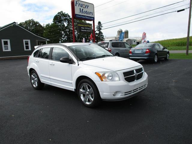 2011 Dodge Caliber Rush