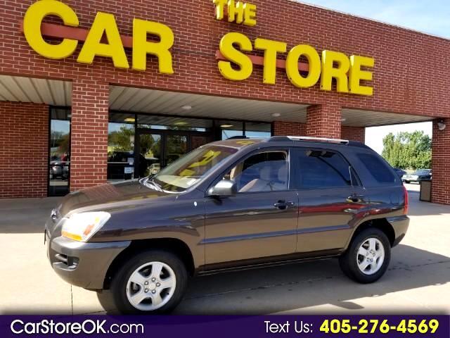 2006 Kia Sportage LX 2WD