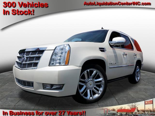 2009 Cadillac Escalade AWD Platinum Edition