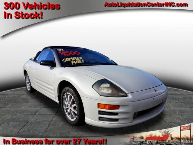 2001 Mitsubishi Eclipse GS Spyder
