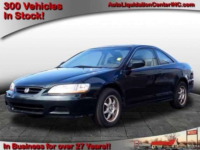 2001 Honda Accord EX coupe