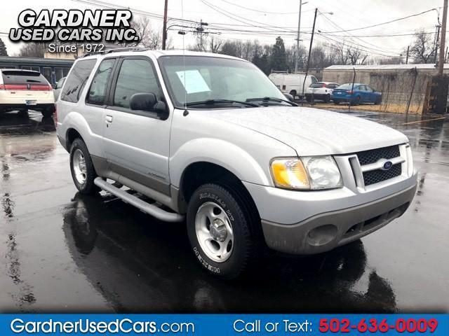 2002 Ford Explorer Sport 4WD Value