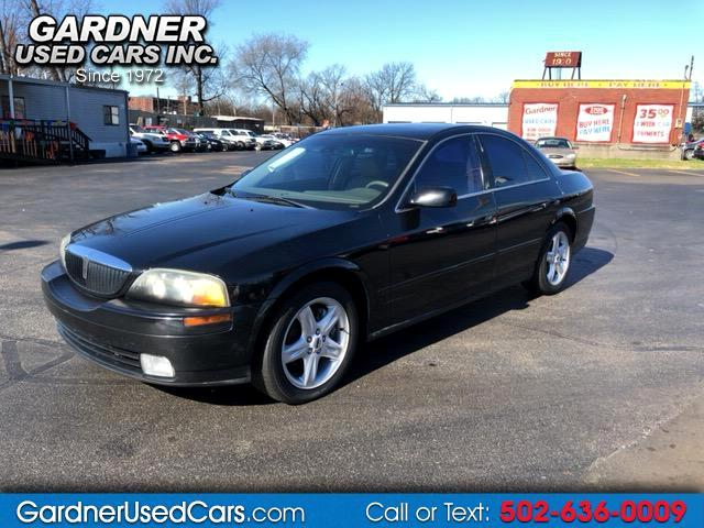 2002 Lincoln Lincoln LS Base