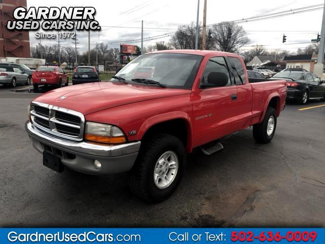 1997 Dodge Dakota 4WD