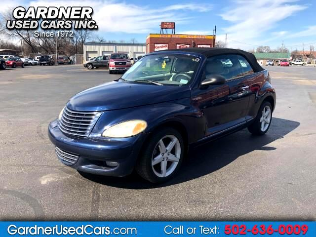 2005 Chrysler PT Cruiser 2dr Conv