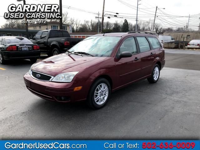 2007 Ford Focus Wagon ZXW SES