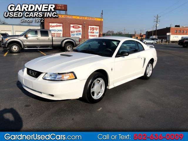 2002 Ford Mustang 2dr Cpe