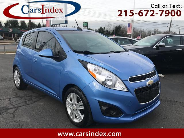 2015 Chevrolet Spark 2lt 6-speed manual leather ,wheels