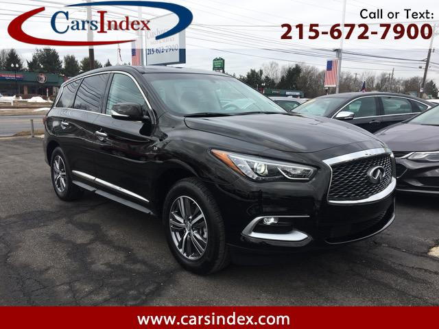 2016 Infiniti QX60 AWD SUV LEATHER SUNROOF HEATED SEATS BACK UP CAM.