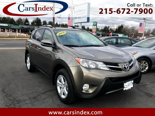 2014 Toyota RAV4 XLE AWD NAVIGATION SUNRROF BACK-UP CAM.
