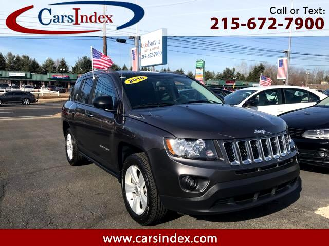 2016 Jeep Compass SPORT POWER PACKAGE