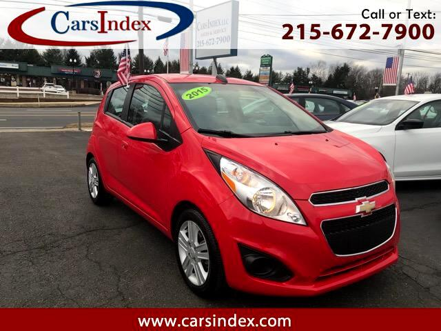 2015 Chevrolet Spark 1LT AUTO POWER PACKAGE WHEELS