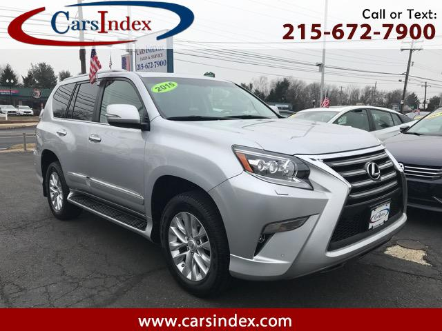 2015 Lexus GX 460 LEATHER , NAVIGATION , AWD , BACK-UP CAMERA