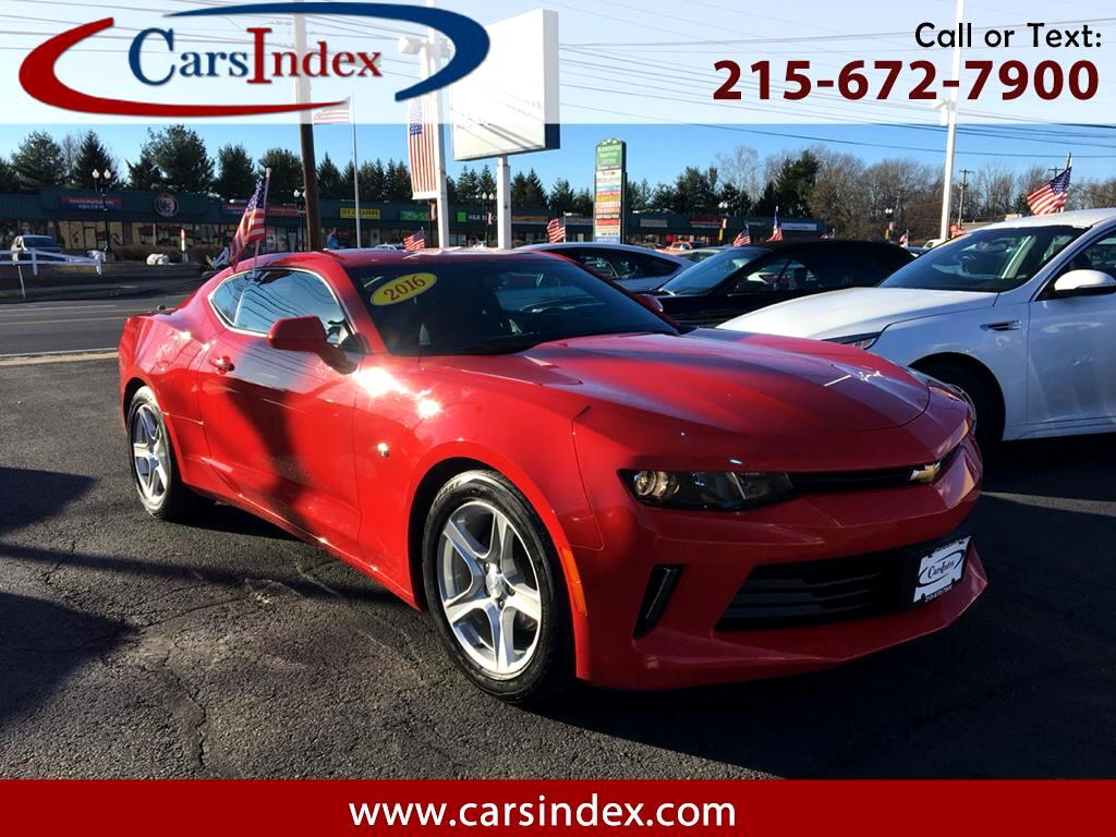 2016 Chevrolet Camaro LT LT REMONTE-START , BACK-UP CAMERA ,USB