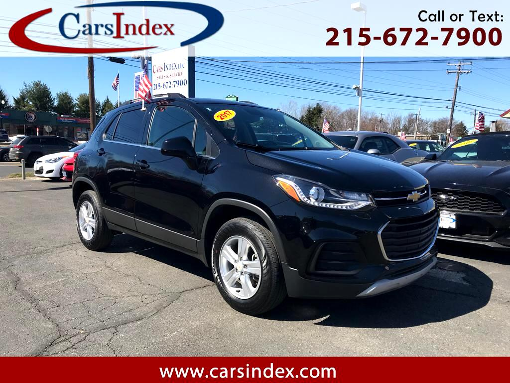 2017 Chevrolet Trax LT AWD REMONTE-START ,BACK=UP CAMERA