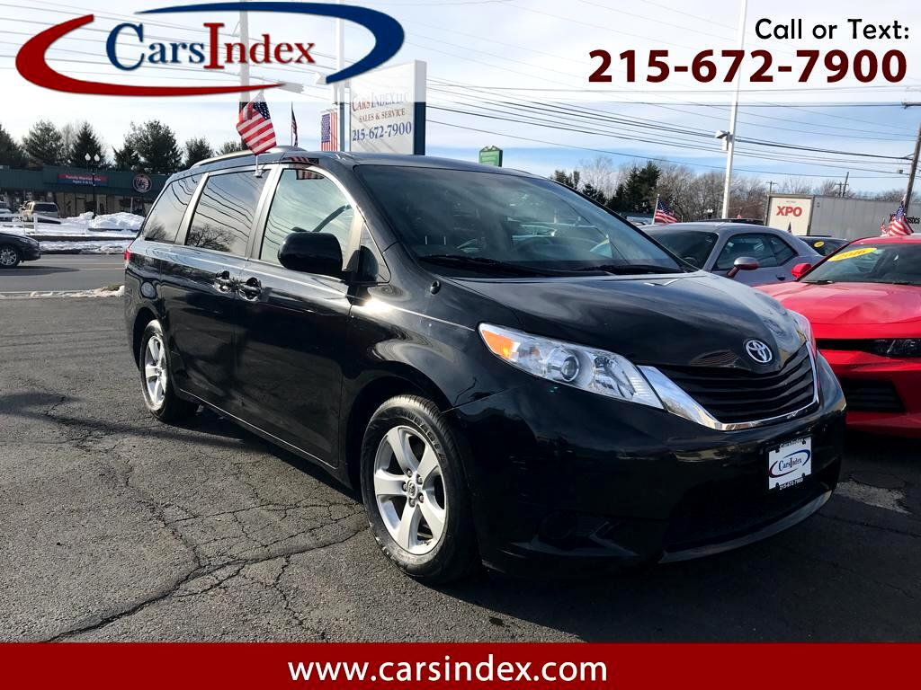 2013 Toyota Sienna 5dr 8-Pass Van V6 LE FWD (Natl)