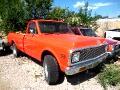 1972 Chevrolet Trucks Pickup