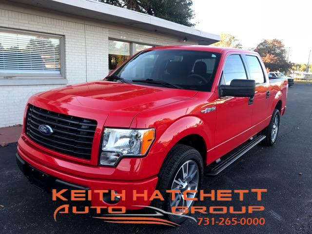 2014 Ford F-150 STX SuperCab 5.5-ft Box 2WD