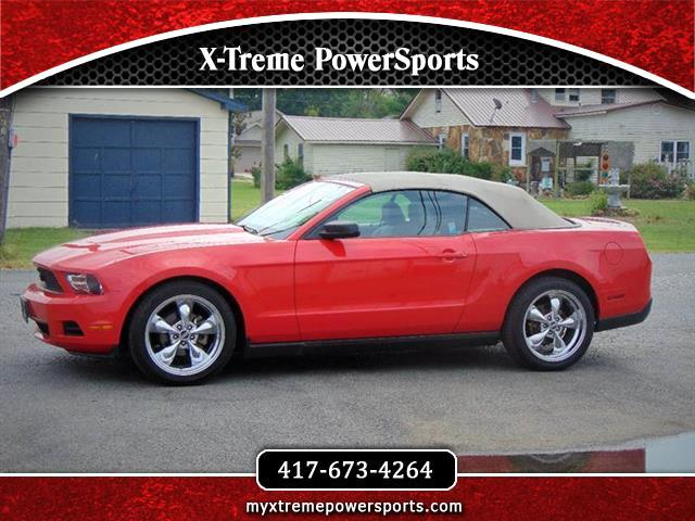 2010 Ford Mustang 2dr Cpe