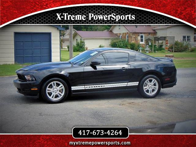 2011 Ford Mustang 2dr Cpe
