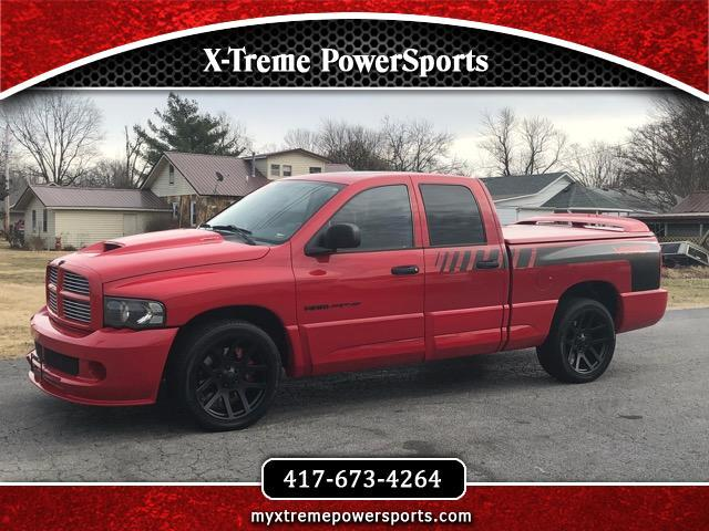 2005 Dodge Ram 1500 SRT-10 Quad Cab 2WD