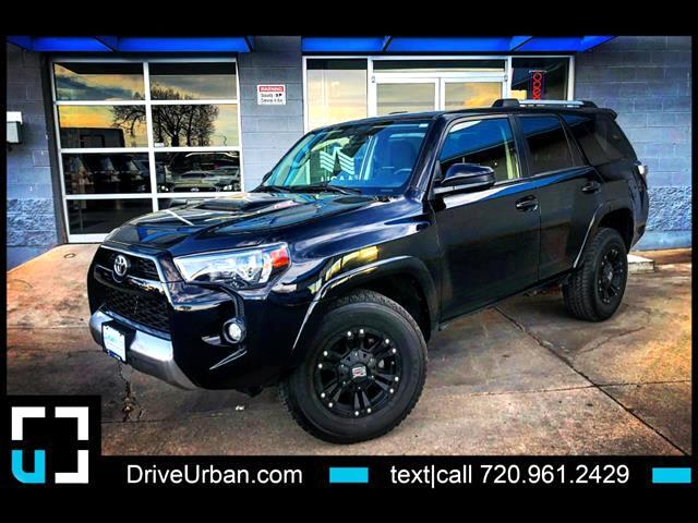 2015 Toyota 4Runner TRAIL EDITION