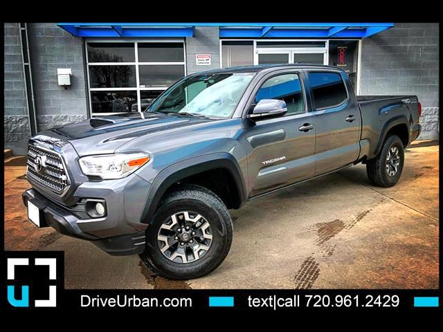 2017 Toyota Tacoma TRD OFF ROAD LONG BED