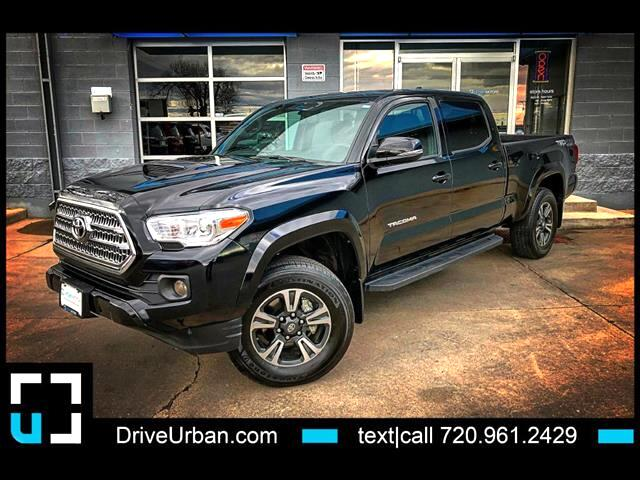 2016 Toyota Tacoma TRD SPORT LONG BED