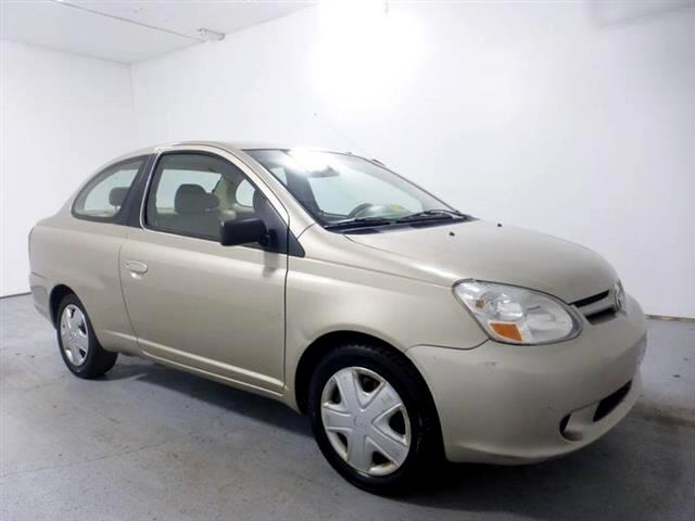 2005 Toyota ECHO 2-Door Sedan