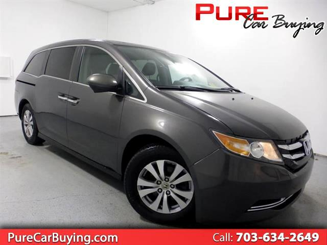 2015 Honda Odyssey EX-LEATHER **CARFAX CERTIFIED- 1 OWNER**