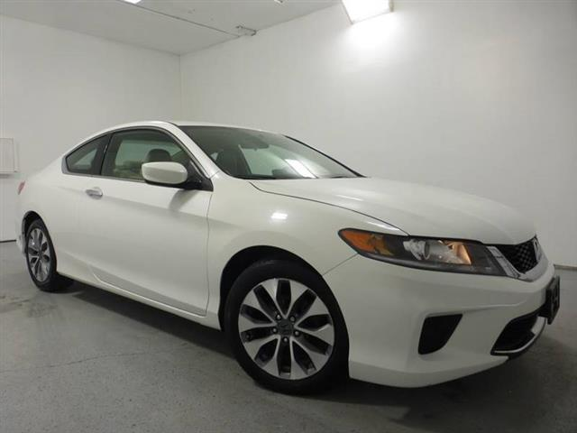 2014 Honda Accord EX-L Coupe