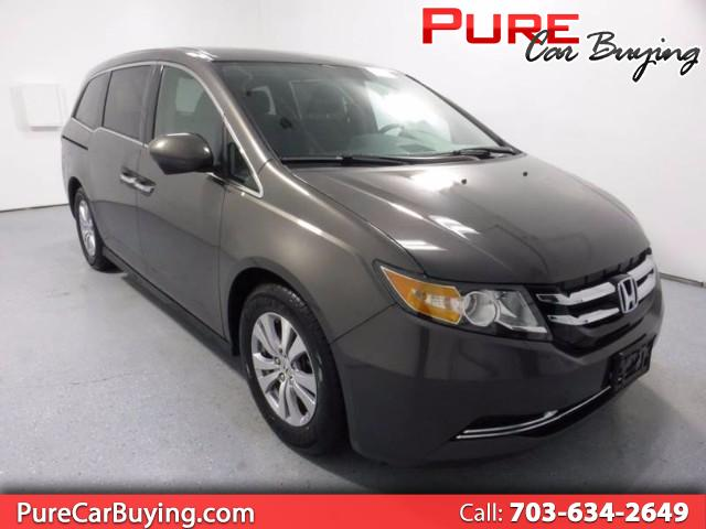 2015 Honda Odyssey EX **CARFAX CERTIFIED// 1 OWNER VEHICLE**