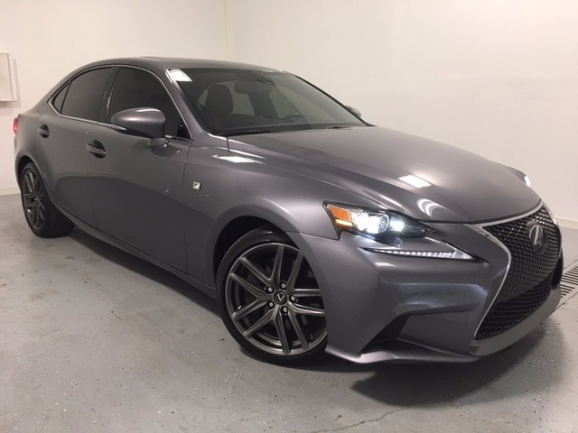 2014 Lexus IS IS 350 F SPORT AWD