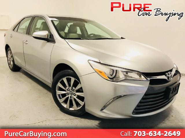 2015 Toyota Camry XLE **1 OWNER VEHICLE**