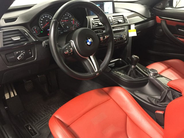 2017 BMW M4 Coupe **CARFAX CERTIFIED**