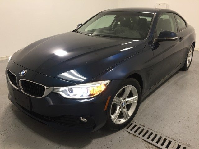 2015 BMW 4-Series 428i Coupe **1 OWNER VEHICLE**