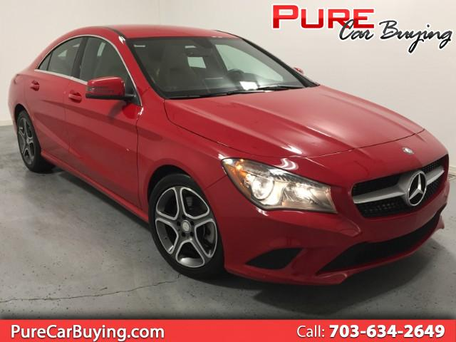 2014 Mercedes-Benz CLA-Class CLA250 4MATIC **ONE OWNER VEHICLE**