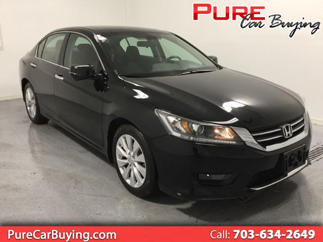 2015 Honda Accord LX Sedan CVT **CARFAX CERTIFIED//1 OWNER VEHICLE**