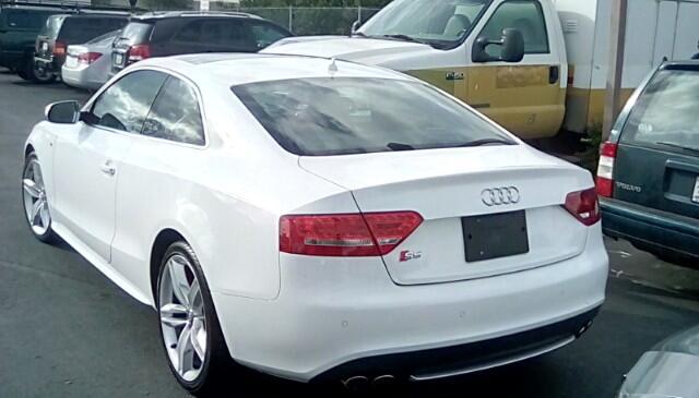 2011 Audi S5 4.2 Coupe quattro Manual
