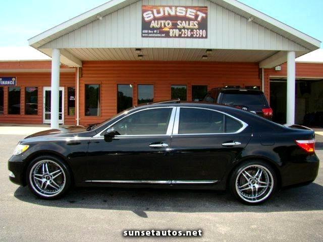 2007 Lexus LS 460 4dr Sdn
