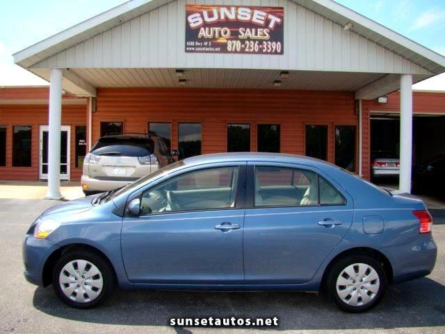2009 Toyota Yaris Sedan S