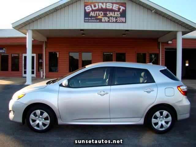 2009 Toyota Matrix XR 4WD