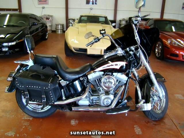 2006 Harley-Davidson FLST