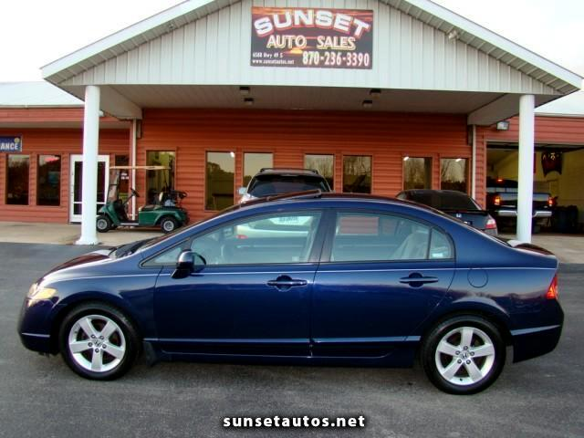 2007 Honda Civic EX sedan AT