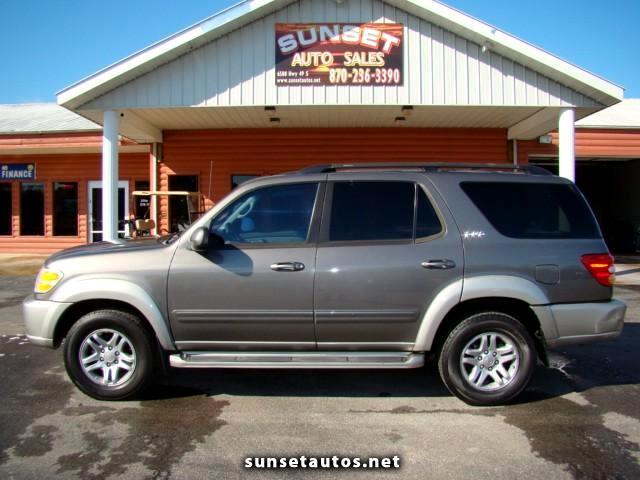 2003 Toyota Sequoia SR5 2WD