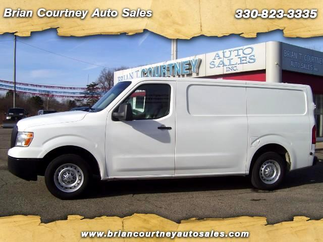 2013 Nissan NV Cargo 1500 S