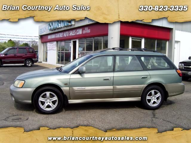 2004 Subaru Outback H6-3.0 L.L. Bean Edition Wagon