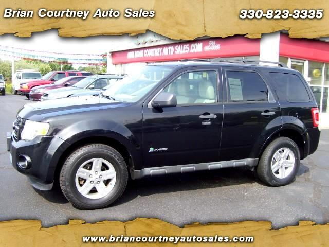 2011 Ford Escape Hybrid Limited 4WD