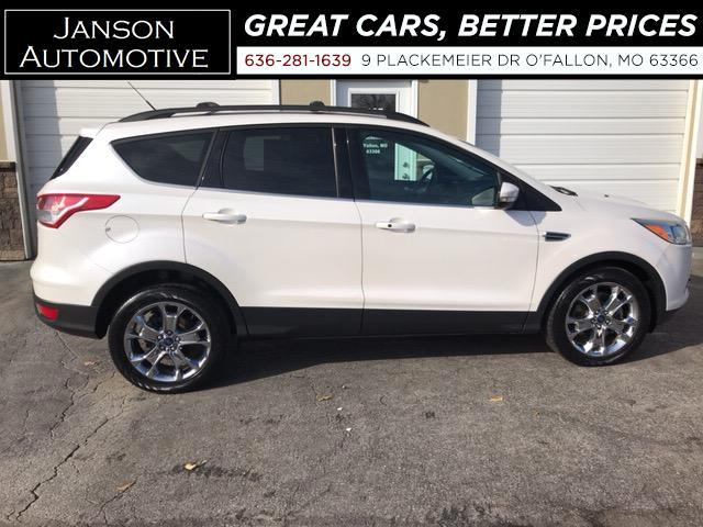 2013 Ford Escape SEL 4X4 2.0L ECOBOOST NAVIGATION LEATHER PANORAMIC