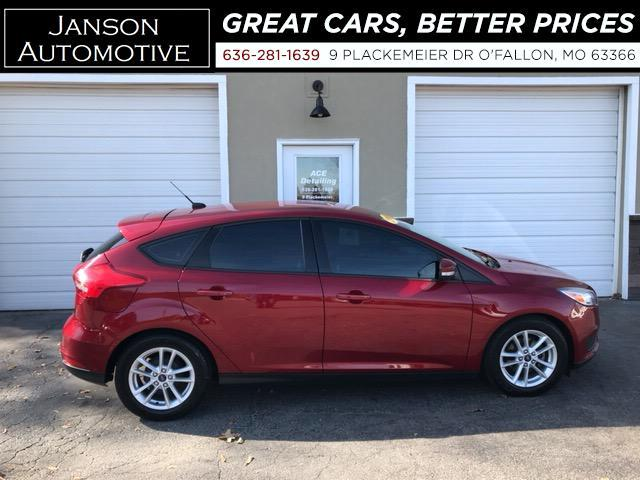 2015 Ford Focus SE AUTO ALLOYS BACKUP CAMERA NICE CAR! MUST SEE!!